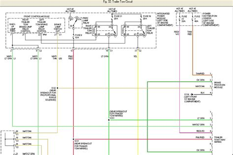 2005 Dodge Durango Wiring Diagram by I A 2005 Durango And I Put A Tow Package In What I