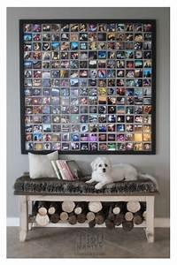 Viele Bilder Aufhängen : die besten 25 fotowand ideen ideen auf pinterest ~ Lizthompson.info Haus und Dekorationen