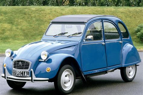 Citroen 2cv 6 Charleston, Manual, 1980  1987, 29 Hp, 4