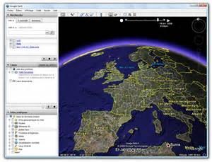Google Earth Map 3D