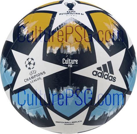 La champions league ya tiene confirmados a sus dos finalistas: Vaza imagem da bola da final da Champions League de 2021 ...