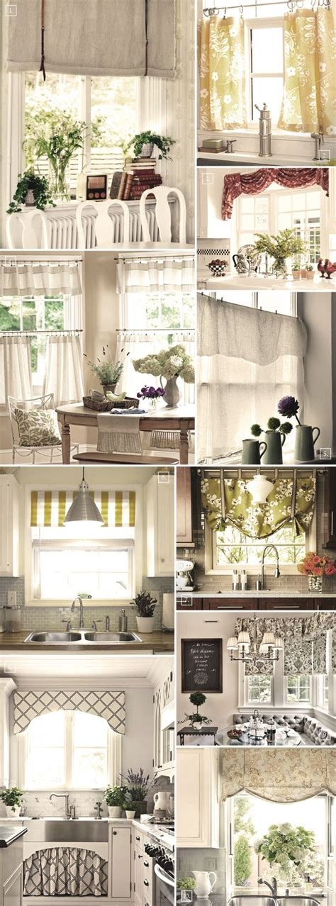 Drapes In Kitchen - decorating the windows with these kitchen curtain ideas