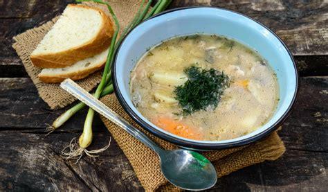 Receptes.lv - Uha - zivju zupa