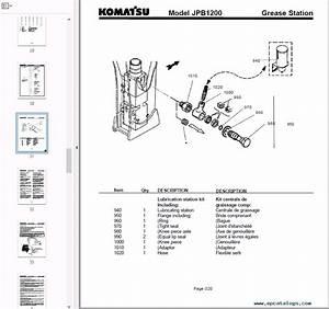 Komatsu Hydraulic Breaker Jpb1200 Repair Manual Pdf Download