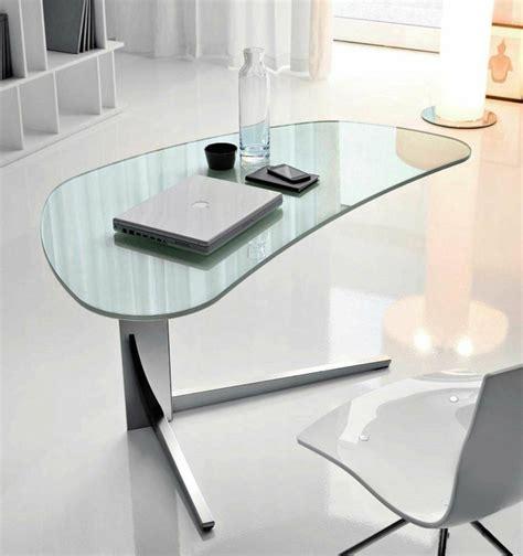 bureau design verre metal bureaux design pour l 39 intérieur en 75 idées inspirantes