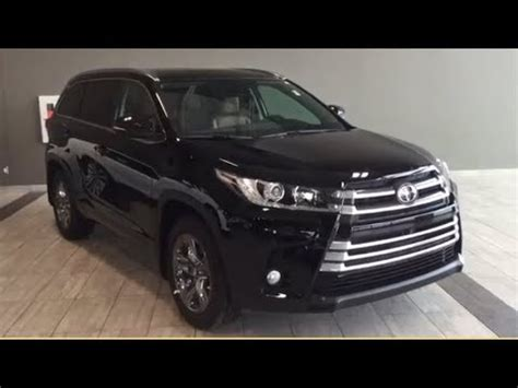 toyota highlander xle awd super hybrid limit