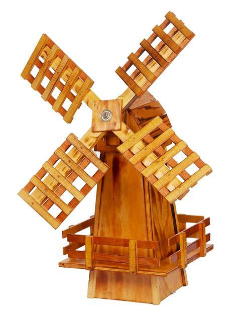 wooden windmills decorative lawn poly windmill