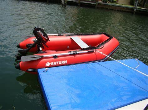 Boat Dock Swim Platform by Floating Boat Dock Slip Swim Platform For Canoe Kayak