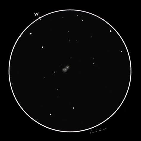 The Gemini Nebulapeanut Nebula Ngc 2371  2 Sketching