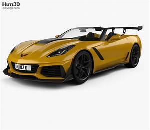 Corvette C7 Cabriolet : chevrolet corvette c7 convertible zr1 2017 3d model vehicles on hum3d ~ Medecine-chirurgie-esthetiques.com Avis de Voitures