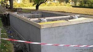 Schalsteine Mauern Anleitung : schwimmbad selber bauen rv23 hitoiro ~ Whattoseeinmadrid.com Haus und Dekorationen
