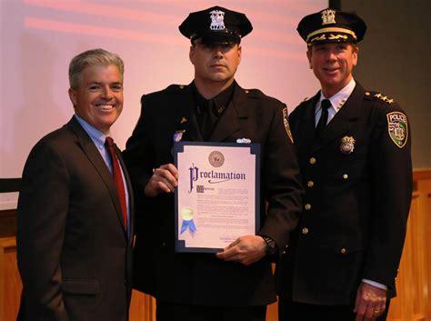 bellone honors top cops longislandcom
