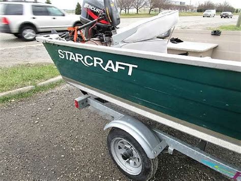 Starcraft Voyager Boats by Starcraft Marine Boats For Sale