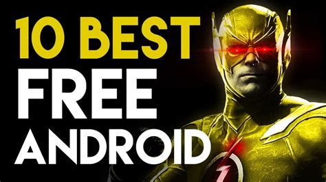 Top 10 Best Free Android Games 2017  Android Gamespot