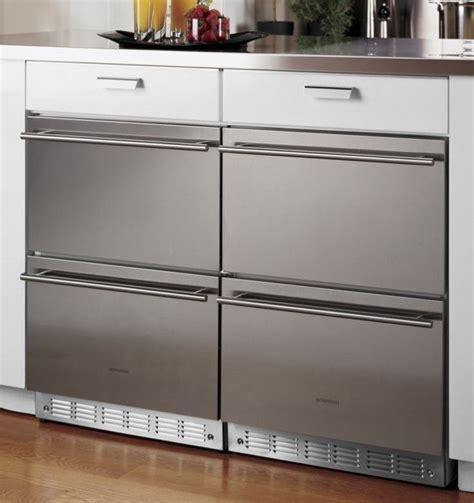 easy pieces    counter refrigerator drawers refrigerator trending