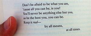 """Quote from one of my favourite book """"The Freedom Writers ..."""