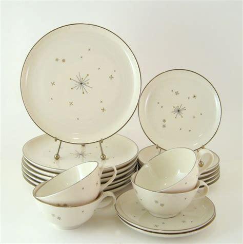 lenox china patterns platinum vintage dinnerware set syracuse china evening mid