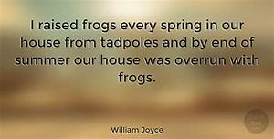 William Joyce: ... Joyce Summers Quotes