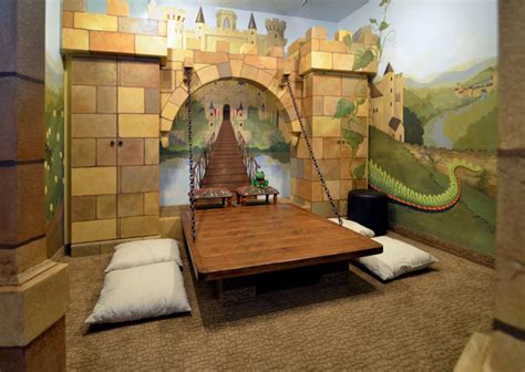 castle room traditional kids dallas  youdreamit webuildit