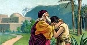 Diácono Luis Brea Torrens: Lucas 15,1 32: La parábola de los dos hermanos y del padre bueno