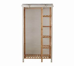 Petite Armoire Penderie : armoire tissu clasf ~ Preciouscoupons.com Idées de Décoration