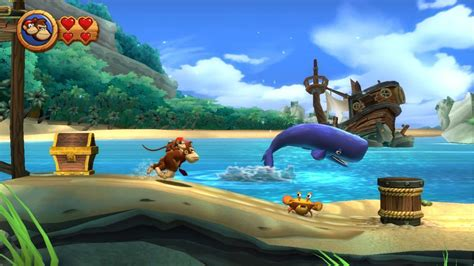 Donkey Kong Country Returns 3d 3ds Review Den Of Geek