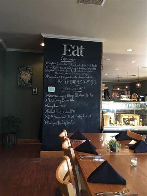 restaurant impress guests restaurants washington state broadway simmer moses lake wa