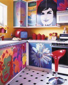 1000 images about can you make a kitchen out of mod podge for What kind of paint to use on kitchen cabinets for andy warhol wall art