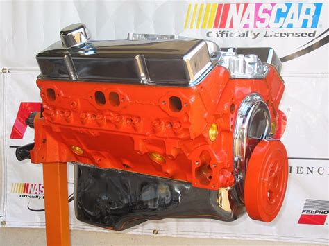 350 Chevrolet Engine by Chevy 350 325 Hp High Performance Balanced Crate Engine