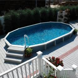above ground pool ladders steps pools for home