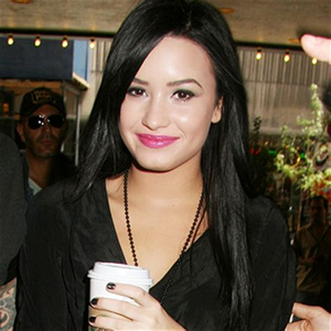 Black Hair Vs Brown Hair by Black Hair Vs Hair Demi Lovato Fanpop