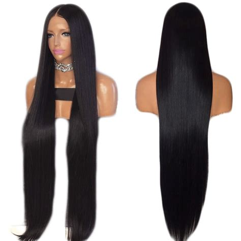 Charisma 30 Inches Lace Front Wig Natural Straight