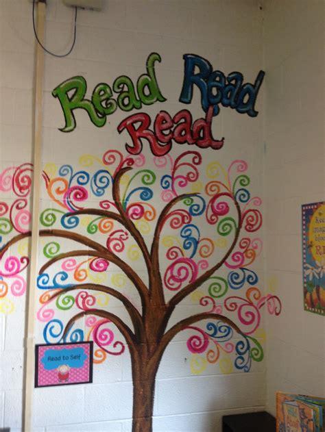 Leader in Me Tree Classroom Doors