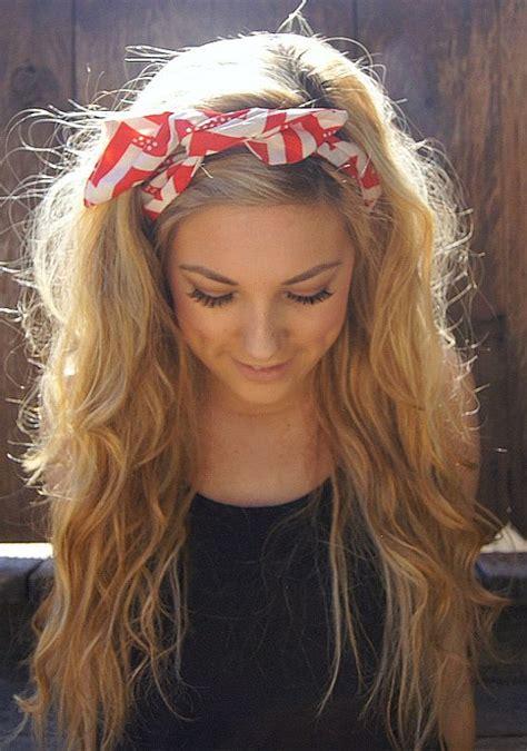 gorgeous headband hairstyles  love pretty designs