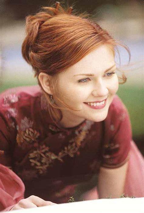 couleur de cheveux roux cuivres bien etre beaute  forme