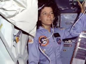 sally ride world famous astronaut dead
