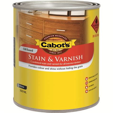 cabots deck stain bunnings cabot s 500ml gloss based jarrah stain and varnish