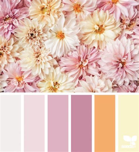 Tapete Und Farbe Kombinieren by Altrosa Farbe Kombinieren Warme Farben Palette Color