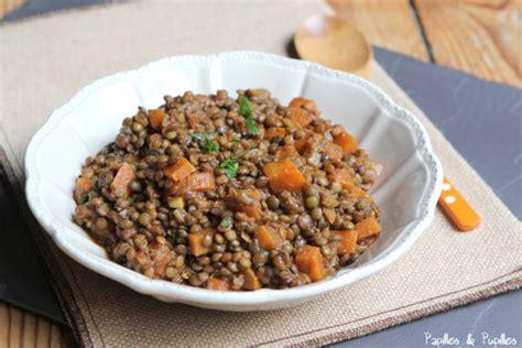 cuisiner des lentilles vertes lentilles à la marocaine