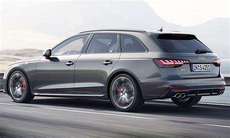 Audi A4 Facelift 2019 Motor Ausstattung by Audi S4 Avant Facelift 2019 Motor Ausstattung