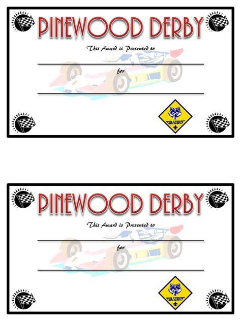 diy pinewood derby trophies  certificates sugar bee