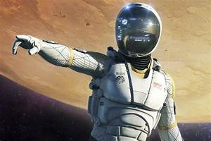 "Nick Kaloterakis: ""Mission to Mars"", ""Deep Space Suit ..."