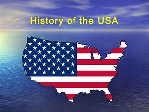 History Of United States Of America