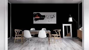 Wand Schwarz Streichen : wand schwarz streichen wohn design ~ Fotosdekora.club Haus und Dekorationen