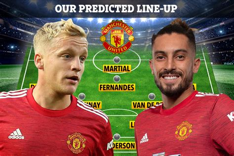 How Man Utd May Line Up At PSG Amid Harm Disaster With No ...
