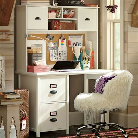 Le Bureau Avec étagère  Designs Créatifs