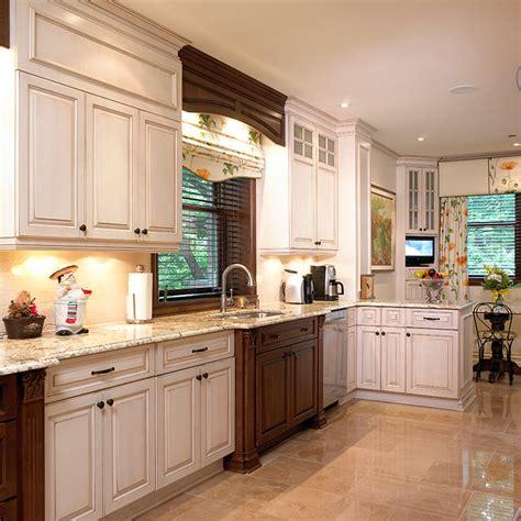 cuisine deux couleurs cuisines beauregard cuisine réalisation 163 cuisine