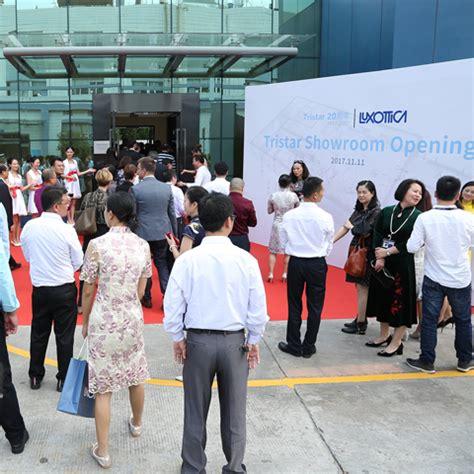 luxottica celebrates  years  growth  partnership