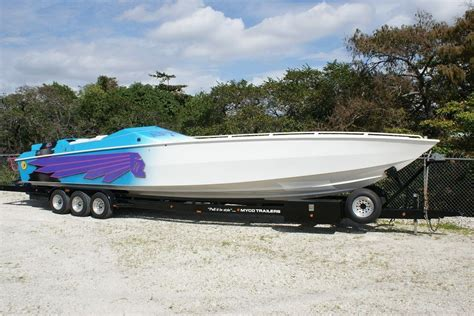 Performance Boats For Sale Ebay by Apache Powerboats Performance 1991 For Sale For 185 000