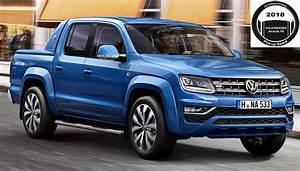 Volkswagen Amarok Es Elegida La Mejor Camioneta Del A U00f1o Y Gana El Premio  U00abinternational Pick Up
